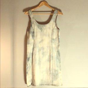 Vintage Calvin Klein denim dress
